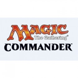 Commander 2018 lot des 4 Decks différents - Magic The Gathering