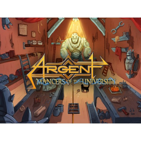 Argent: Mancers of the University - 2nd Edition
