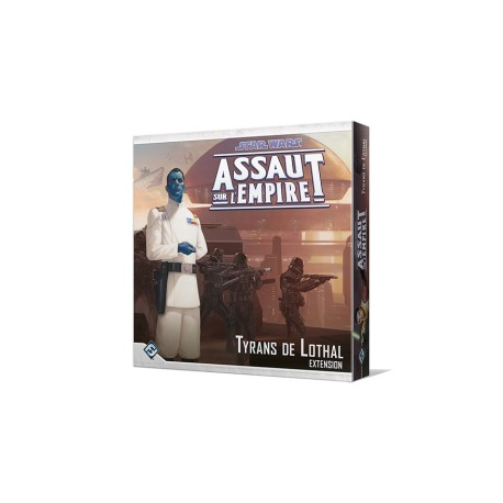 Tyrans de Lothal Star Wars : Assaut sur l'Empire