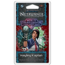 2017 Android: Netrunner World Champion Runner Deck
