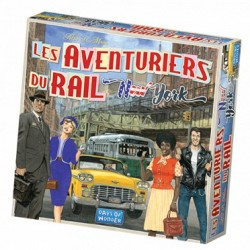 Aventuriers du Rails : New York