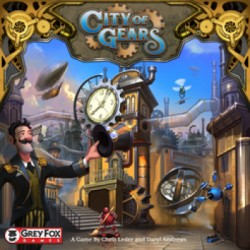 City of Gears - Grey Fox Games