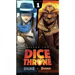 Dice Throne: Season Two - Gunslinger vs Samurai