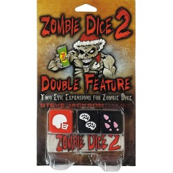 Zombie Dice 2 - Double Détente FR