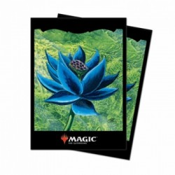 80 Protège-Cartes Magic The Gathering - Black Lotus
