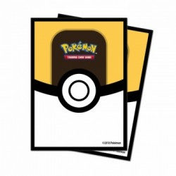 65 Protèges Cartes Pokemon Ultra Ball