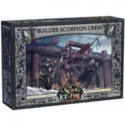 A Song Of Ice And Fire - Builder Scorpion Crew