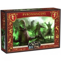 A Song Of Ice And Fire - Pyromancers
