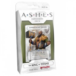 Ashes: The King of Titans Expansion Deck