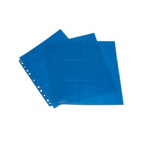 50 Pages Blackfire 18 Cases Side Loading - Blue