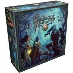 Folklore: The Affliction - GreenBrier Games - Anglais