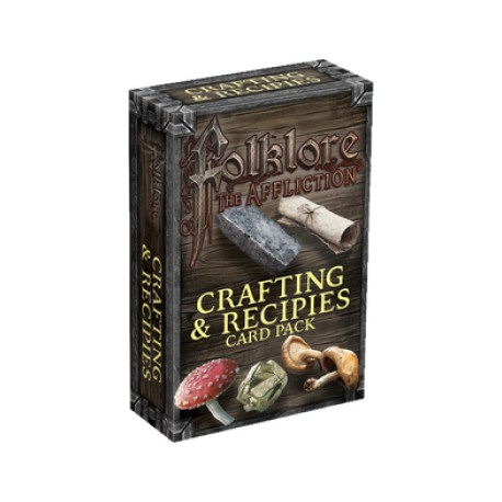 Folklore: Crafting & Recipes CARD PACK - GreenBrier Games - Anglais