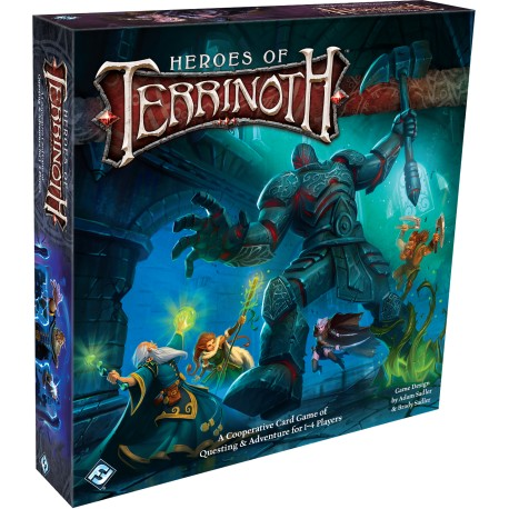 Heroes of Terrinoth - Core Set