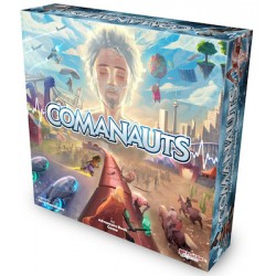 Comanauts: An Adventure Book Game - Plaid Hat Games