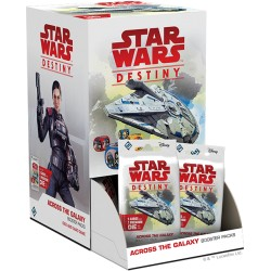 VO - 3 Boites de 36 Boosters Across the Galaxy - Star Wars Destiny