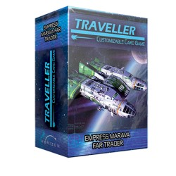 Ship Deck Empress Marava Far Trader - Traveller CCG