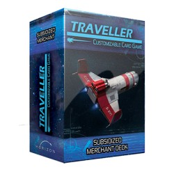 Ship Deck Subsidized Merch - Traveller CCG