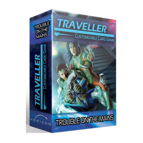 Trouble on the Mains - Traveller CCG