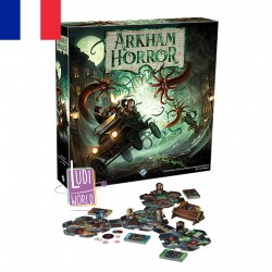 VO -Arkham Horror Third Edition