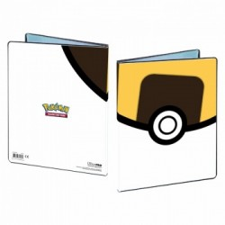 Pokémon Portfolio Ultra Ball 9 cases Ultra Pro
