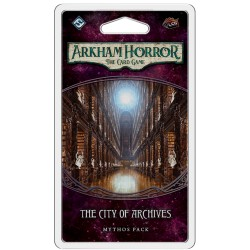 The City of Archives - 3.4 - Arkham Horror LCG
