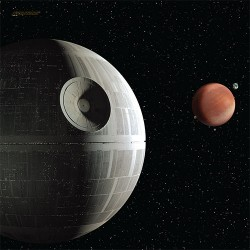 Star Wars Playmat - Death Star Assault Playmat_9781616619817