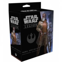 Rebel Specialists Personnel - Star Wars Legion