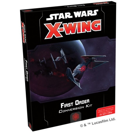 First Order Conversion Kit- X Wing V2
