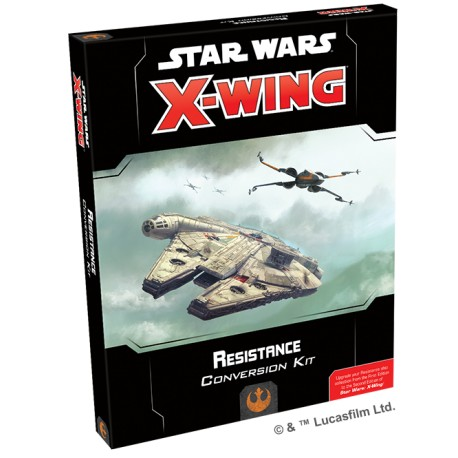 Resistance Conversion Kit - X Wing V2