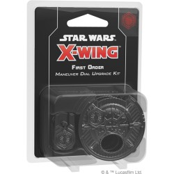 First Order Maneuver Dial Upgrade Kit - X Wing V2