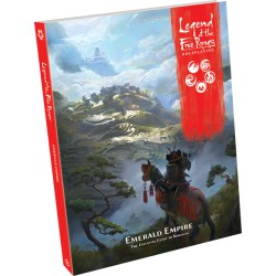 Emerald Empire - L5R RPG