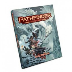 Pathfinder Playtest Rulebook (Hardcover)