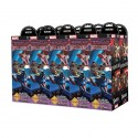 Brick de 10 Boosters de 5 figurines Secret Wars - Battleworld : Marvel HeroClix