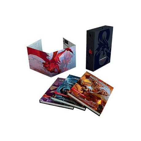 Dungeons & Dragons RPG Core Rulebooks Gift Set *ANGLAIS*