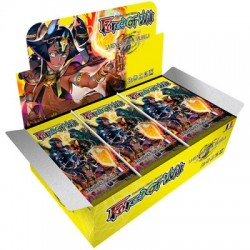 Boite de 36 Boosters Force Of Will V1 - La Renaissance du Valhalla (FR)