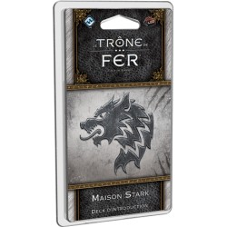 Maison Stark Deck d'introduction - Le Trône de Fer JCE V2