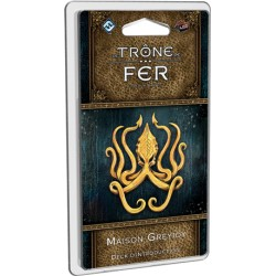 Maison Greyjoy Deck d'introduction - Le Trône de Fer JCE V2
