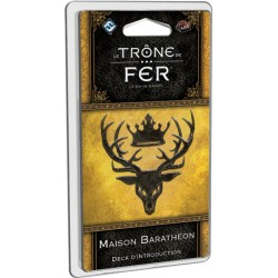 Maison Baratheon Deck d'introduction - Le Trône de Fer JCE V2
