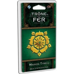 Maison Tyrell Deck d'introduction - Le Trône de Fer JCE V2