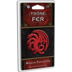 Maison Targaryen Deck d'introduction - Le Trône de Fer JCE V2