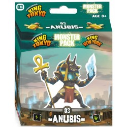 IELLO - KING OF TOKYO - MONSTER PACK : ANUBIS (FR)