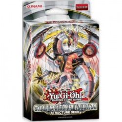 Deck de Structure Révolution Cyber Dragon - Yugioh TCG