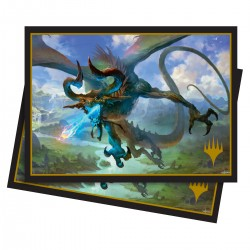 100 Protège-Cartes Magic The Gathering - Elder Dragons: Nicol Bolas, the Ravager