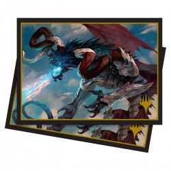 100 Protège-Cartes Magic The Gathering - Elder Dragons: Palladia Mors, the Ruiner