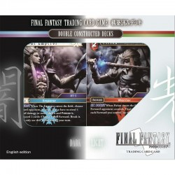 FINAL FANTASY - Versus Decks Heroes & Villains