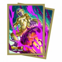 65 Protèges Cartes Dragon Ball Super - Golden Freezer - Ultra Pro