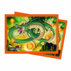 65 Protèges Cartes Dragon Ball Super - Shenron - Ultra Pro