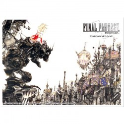 60 Protèges Cartes Final Fantasy TCG - Final Fantasy VI Terra