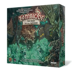 Zombicide Black Plague No rest for the wicked