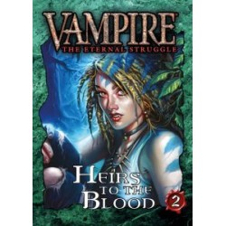 Heirs to the Blood reprint Part 2